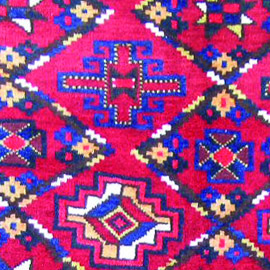 Code,4068 Central Asia,Amu Darya Area,Jolkhuz tribes,Full pile,mint condition,natural colors,wool on wool
