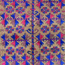 Code,4072 North East of Iran,Khorasan area,Baluch tribes,wool on wool base,all natural
